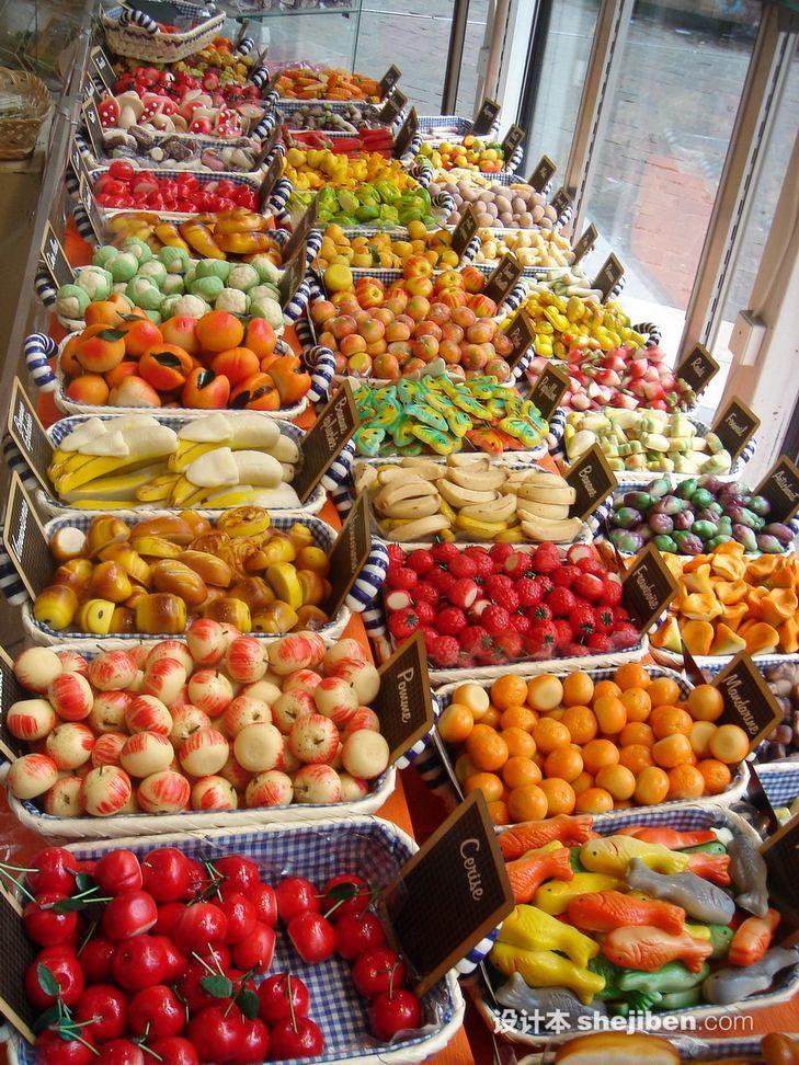 水果店铺效果图欣赏