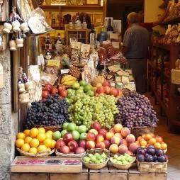 水果店铺效果图片欣赏