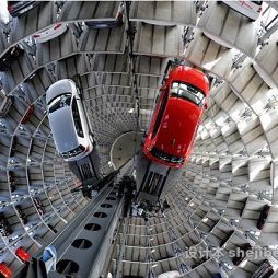 立体停车库效果图图片
