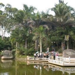 厦门园林植物园效果图片欣赏