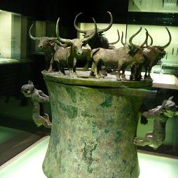 上海博物馆效果图图片