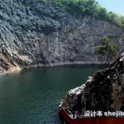 上海辰山植物园效果图图库