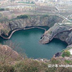 上海辰山植物园效果图欣赏