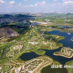 上海辰山植物园效果图集大全
