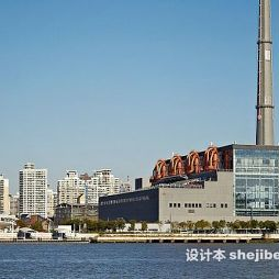 上海当代艺术博物馆效果图