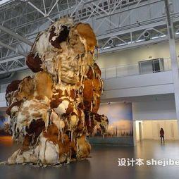 上海历史博物馆效果图