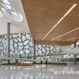上海历史博物馆效果图库欣赏