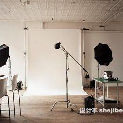 摄影工作室装修效果图集大全