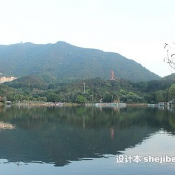 深圳仙湖植物园效果图库