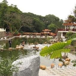 深圳仙湖植物园效果图欣赏