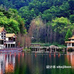 深圳仙湖植物园效果图集欣赏