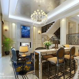 别墅室内设计效果图图片