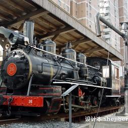 铁路博物馆效果图片