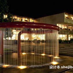斯坦福大学图书馆效果图图集
