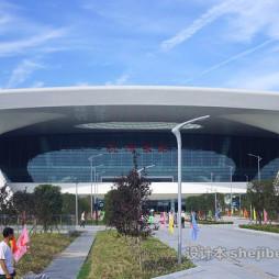 中国最大的火车站效果图