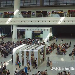 中国最大的火车站效果图集欣赏
