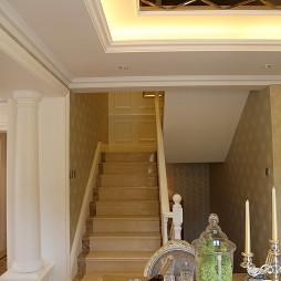 欧式楼梯装修设计