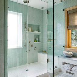 整体浴房效果图片