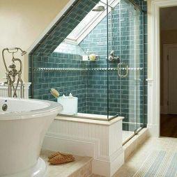 整体浴房效果图欣赏