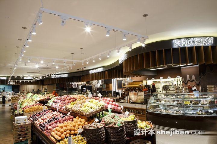 食品 创意陈列_小型超市设计图片_精品超市装修设计_设计本专题