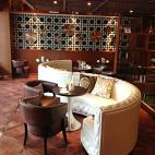 中式咖啡厅空间设计