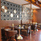 中式咖啡厅装修效果图库