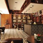 中式风格咖啡店装修