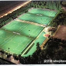 球场围网效果图集欣赏