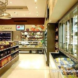 超市冰柜效果图片