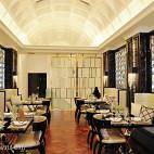 混搭风格餐厅装修设计
