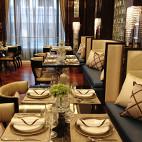 混搭餐饮空间装修设计