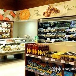 超市风幕柜效果图集