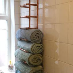 浴巾架效果圖片