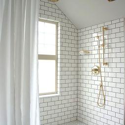 淋浴水龙头效果图欣赏