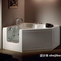 冲浪按摩浴缸效果图库大全