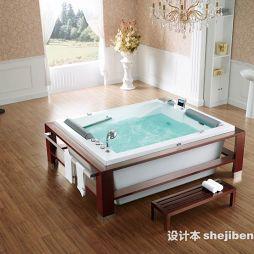 冲浪按摩浴缸效果图集欣赏