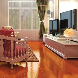 复合木地板效果图欣赏