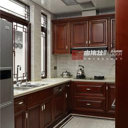 中式风格厨房设计