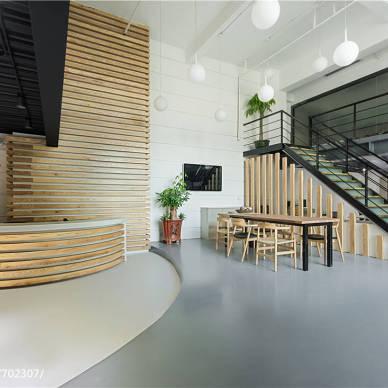 办公楼前厅装修设计