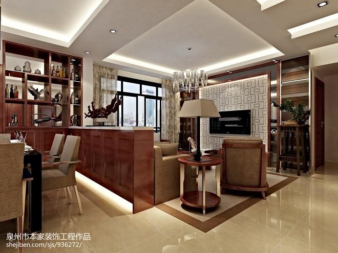 家装风格设计效果图图集