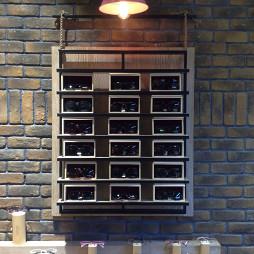 燕青眼镜展示柜效果图
