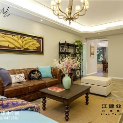 别墅美式客厅装修设计