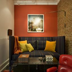 客厅沙发背景装修设计