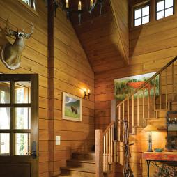 楼梯组合装饰图片