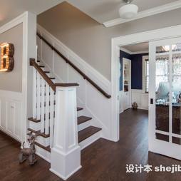 暗楼梯组合装饰图片