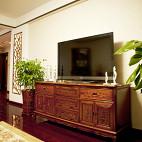 客厅装饰柜装修效果图