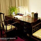 书房书桌设计效果图片