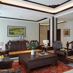 客厅沙发不靠墙效果图欣赏