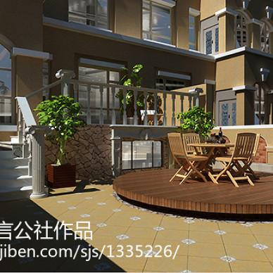 长春-中海国际社区 庭院_1772977