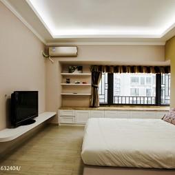 现代简约卧室榻榻米装修设计